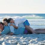 Life - Beach Family 2